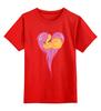 """Детская футболка классическая унисекс """"MY LITTLE PONY """" - любовь, дружба, my little pony, чудо"""