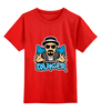 """Детская футболка классическая унисекс """"Heisenberg Danger"""" - сериал, во все тяжкие, breaking bad, гайзенберг"""