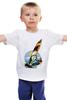 """Детская футболка """"Спортсмен..Отдых...Пляж..Море"""" - спортсмен, море, beach"""