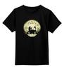 """Детская футболка классическая унисекс """"Тоторо"""" - аниме, тоторо, totoro, мой сосед тоторо"""