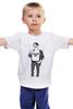 """Детская футболка """"Ахтунг"""" - авторские майки"""