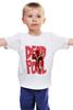 """Детская футболка классическая унисекс """"Deadpool"""" - комиксы, marvel, deadpool, марвел, дэдпул"""