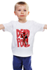 "Детская футболка ""Deadpool"" - комиксы, marvel, deadpool, марвел, дэдпул"