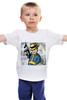 """Детская футболка классическая унисекс """"Фоллаут"""" - fallout, фоллаут"""