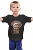 """Детская футболка классическая унисекс """"astronautics club"""" - space, club, trip, astronaut, космонавт, funart, tereshkova"""