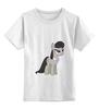 """Детская футболка классическая унисекс """"Octavia 1"""" - mlp, my little pony, octavia, melody"""