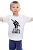 """Детская футболка классическая унисекс """"Je Suis Charlie, Я Шарли"""" - charlie, шарли, je suis charlie, hebdo, сатирический"""