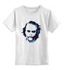 "Детская футболка классическая унисекс ""Джокер / Joker"" - joker, джокер, бетман, клокун"