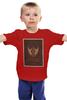 """Детская футболка классическая унисекс """"Silence of the Lambs / Молчание Ягнят"""" - маска, молчание ягнят, триллер, афиша, kinoart"""
