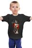 """Детская футболка классическая унисекс """"steampunk"""" - стиль, gun, steampunk, стимпанк, научная фантастика, механика, анахронизм"""