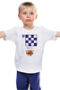 """Детская футболка """"November (N), флаг МСС (eng) for girl"""" - море, флаг, яхтинг, мсс"""