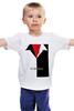 """Детская футболка классическая унисекс """"Лицо со Шрамом (Scarface)"""" - аль пачино, лицо со шрамом, тони монтана, scarface"""