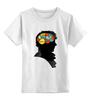 """Детская футболка классическая унисекс """"Шерлок Френология"""" - sherlock, шерлок, шерлок холмс, bbc"""