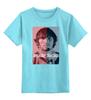 """Детская футболка классическая унисекс """"Alexander Ovechkin"""" - хоккей, nhl, нхл, овечкин, alexander ovechkin"""