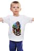 """Детская футболка """"ковбой"""" - лошадь, horse, cowboy, ковбой, кактус, суслик, gopher"""