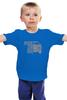 """Детская футболка """"Furious 7"""" - форсаж, вин дизель, пол уокер, furious 7"""