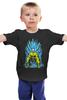 """Детская футболка классическая унисекс """"Уолтер Уайт"""" - кислота, во все тяжкие, химия, breaking bad, crystal meth, уолтер уайт, heisenberg"""
