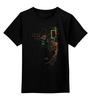 """Детская футболка классическая унисекс """"Ночной город"""" - арт, город, абстракция, ночной город, street"""