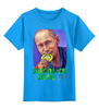 """Детская футболка классическая унисекс """"Putin"""" - россия, сочи, путин, putin, sochi"""