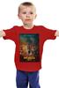 """Детская футболка классическая унисекс """"Mad Max / Безумный Макс"""" - авто, афиша, mad max, безумный макс, kinoart"""