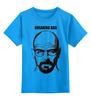 """Детская футболка классическая унисекс """"Breaking Bad"""" - сериал, во все тяжкие, breaking bad"""
