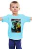 "Детская футболка ""Iron Maiden"" - heavy metal, рок музыка, iron maiden, хэви метал, nwobhm"