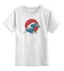 """Детская футболка классическая унисекс """"Япония"""" - арт, стиль, море, девушке, аниме, япония, japan, цунами, tsunami"""
