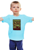 "Детская футболка ""Атака бананов"" - banana, миньоны, банан, гадкий я, minion"
