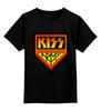 "Детская футболка классическая унисекс ""Kiss Army"" - kiss, heavy metal, hard rock, kiss army, шок-рок"