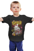 "Детская футболка классическая унисекс ""Eskimo Callboy"" - металкор, eskimo callboy, пост-хардкор"