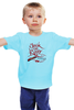"Детская футболка ""Jack the Ripper"" - убийца, маньяк, jack the ripper, jack ripper, джек потрошитель"
