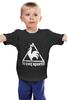 """Детская футболка """"le coq sportif """" - спорт, le coq sportif, ле кок спортив"""