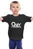 """Детская футболка """"Ozzy Osbourne"""" - ozzy, black sabbath, ozzy osbourne, оззи, ozzfest, osbourne, озборн, оззи озборн"""