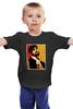 """Детская футболка классическая унисекс """"Big Proof (D12)"""" - пруф, big proof, дешон дюпри холтон"""