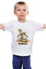 """Детская футболка классическая унисекс """"....Sunset Beach....Пляж"""" - лето, спорт, солнце, отдых, пляж"""