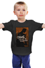 """Детская футболка """"Batman Begins"""" - комиксы, batman, кино, бэтмен, kinoart"""