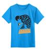 """Детская футболка классическая унисекс """"Элвис Пресли (Elvis Presley)"""" - elvis presley, the king, элвис пресли"""