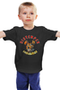 """Детская футболка классическая унисекс """"Distemper"""" - punk rock, ska, панк рок, ска, distemper"""