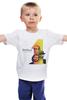 """Детская футболка классическая унисекс """"BeeGees \ БиДжис"""" - disco, диско, kinoart, beegees, биджис"""