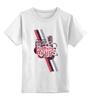"Детская футболка классическая унисекс ""Music my life"" - музыка, music, life, жизнь, my"