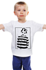 "Детская футболка ""I'm not a number. I'm a person "" - любовь, юмор, charlie chaplin, чарли чаплин, узник"