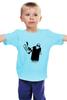 """Детская футболка классическая унисекс """"Mr. freeman by sanitar"""" - авторские майки, freeman, мистер фримен, фримен, mr freeman"""
