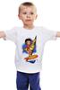 "Детская футболка классическая унисекс ""Бетти Буп"" - cartoon, betty boop, 30s'"