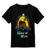 """Детская футболка классическая унисекс """"Во все тяжкие"""" - во все тяжкие, breaking bad, уолтер уайт, heisenberg, cook"""