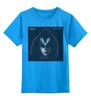 "Детская футболка классическая унисекс ""Gene Simmons - KISS"" - kiss, hard rock, хард рок, gene simmons, джин симмонс"