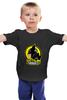 """Детская футболка классическая унисекс """"Gotham Knight"""" - комиксы, batman, кино, бэтмен, готэм"""