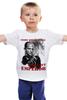 """Детская футболка классическая унисекс """"Емельяненко"""" - mma, фёдор емельяненко, емельяненко, fedor emelianenko"""