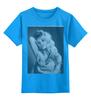 """Детская футболка классическая унисекс """"Brigitte Bardot """" - кино, винтаж, актрисы, брижит бардо, brigitte bardot"""