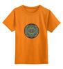 """Детская футболка классическая унисекс """"Мандала"""" - рисунок"""