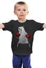 "Детская футболка ""Медведь Боксер"" - спорт, bear, медведь, бокс"